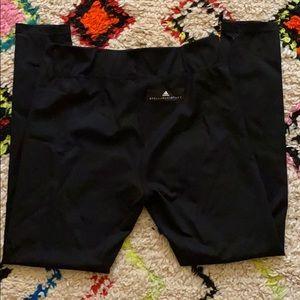 Adidas by Stella McCartney Black Training Pants